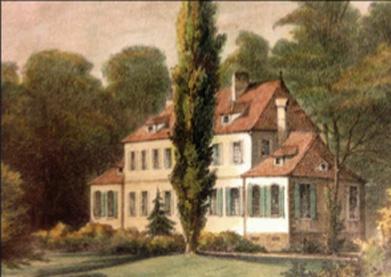Maison du Tivoli (source : « Le Tivoli » d'Eric Stumm)