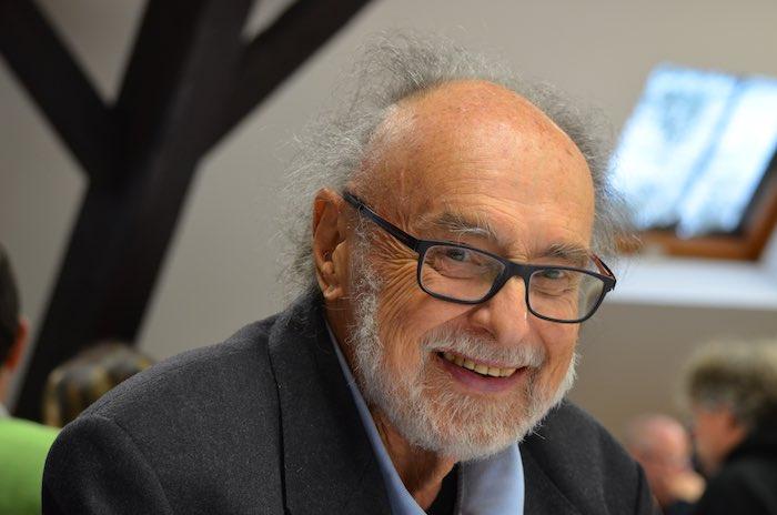 René Hampé à l'assemblée Générale de l'Adir le 17 avril 2015